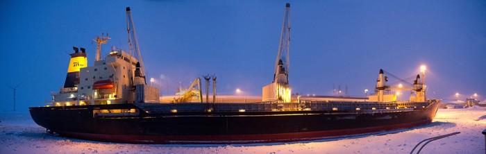 שוברת קרח, לפלנד (פינלנד)